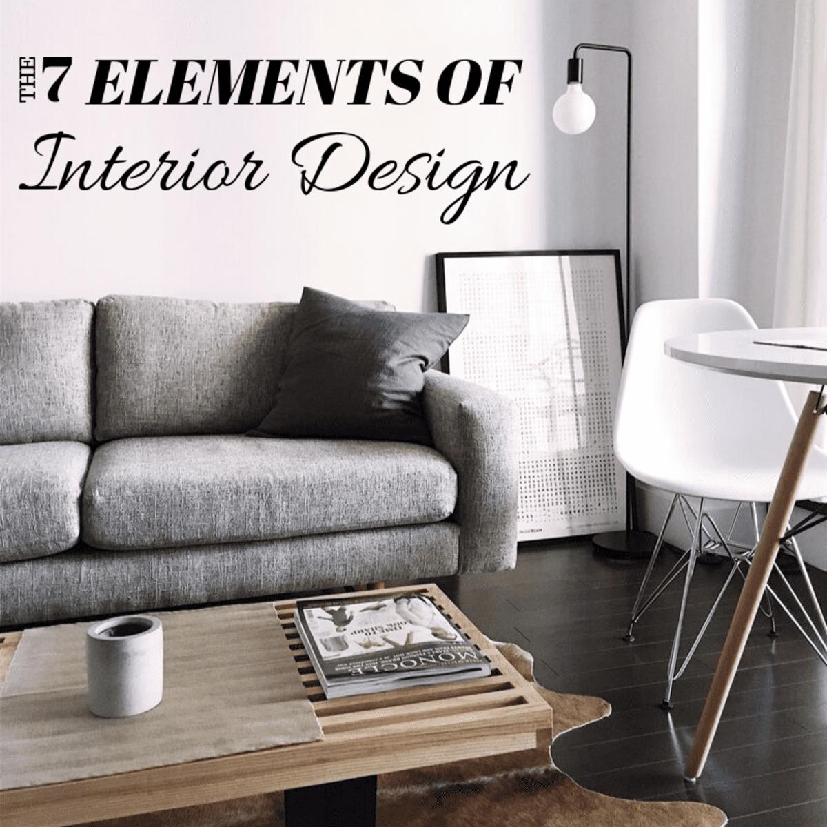 هفت عنصر اصلی معماری داخلی