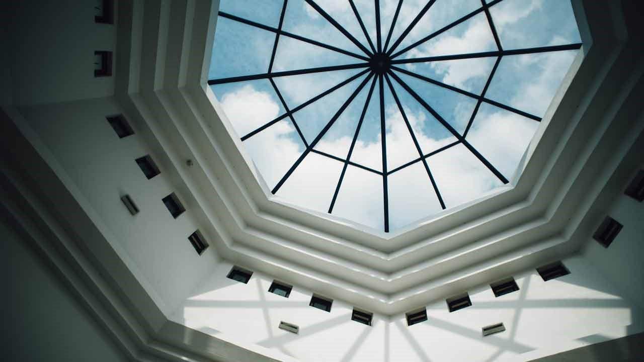 انواع سقف نورگیر
